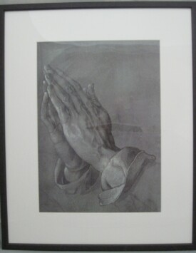 Albrecht Durer – Praying Hands
