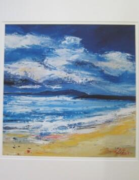 'Island Sunset'
