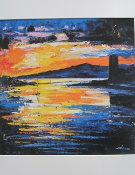 'Oban Sunset'