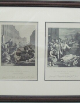 William Hogarth – 'The Four Stages of Cruelty'