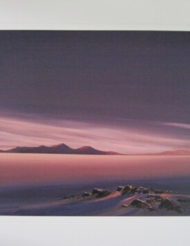 'Looking Towards Jura'