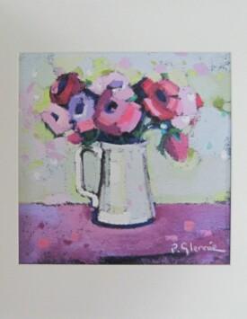 'Pink Blooms'