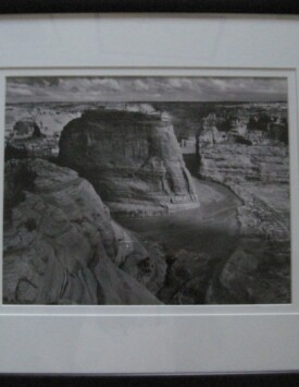 Ansell Adams – 'Canyon de Chelly National Monument, Arizona'