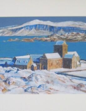 'Iona Abbey'