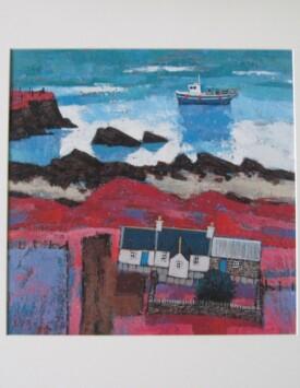 'Creel Boat'