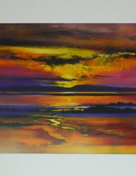 'Cree Sunset'