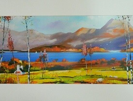 'Loch Lomond in Autumn'